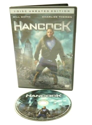 Hancock - Unrated Edition DVD (R1)