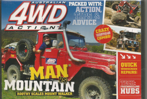 Australian 4wd Action dvd issue 143. ** Like New**...Free Post....Rare...!