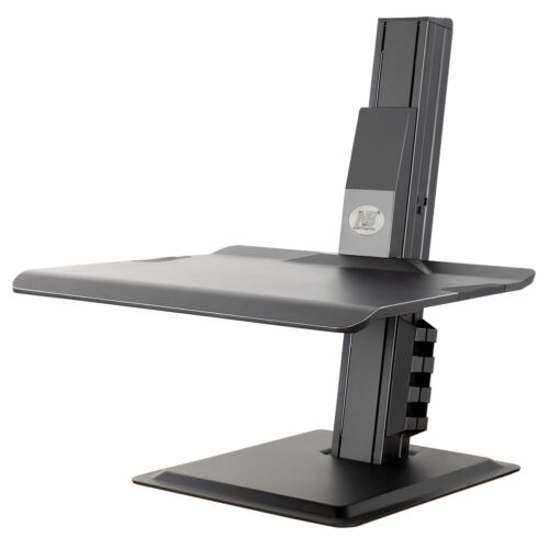 NB New Product Sit Stand Notebook Riser BT15 2kg to 11kg keyboard tray - Black