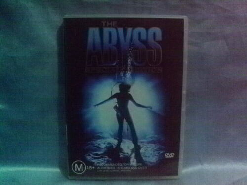 The Abyss DVD  RARE 2 DISC  R4