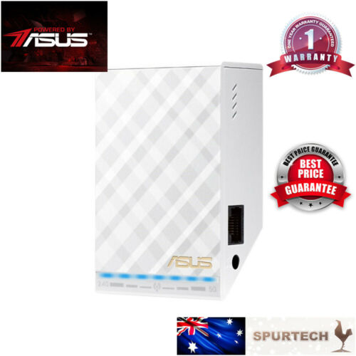 OEM Asus RP-AC52 AC750 WiFi Extender Booster Repeater Access Point Smart Home