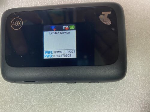 ZTE (MF910Y Or MF910Telstra 4GX Pocket WiFi Plus LCD Display