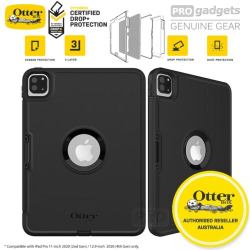 Genuine OTTERBOX Defender Rugged Cover for Apple iPad Pro 11 /12.9 2020 Case