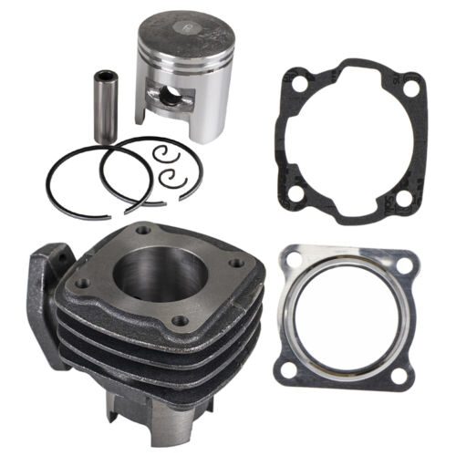 Cylinder Piston Gasket Top End Kit for Honda NQ50 Spree 1984-1987 <br/> Replaces OEM Numbers Honda 12101-GK8-000