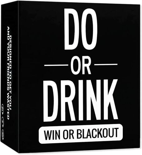 Do Or Drink Card Game party fun game Sydney Stocks fast delivery