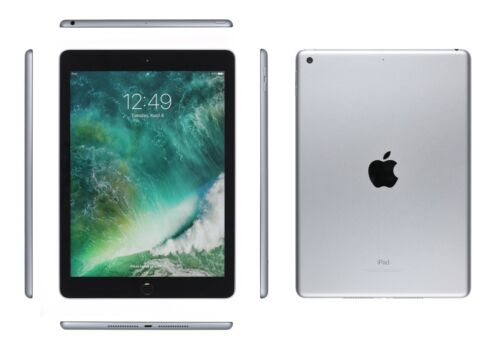 "[C] Apple iPAD 5th Gen 32GB 9.7""Tablet Grey A1822 WiFi AU STOCK Unlocked A GRADE"