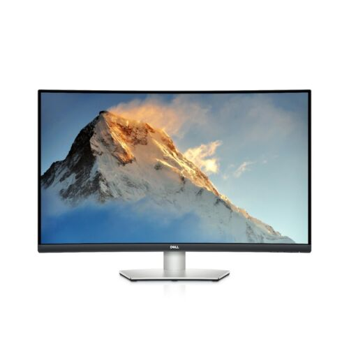 Dell 32 Curved 4K UHD S3221QS Monitor AMD FreeSync 3840 x 2160 at 60 Hz