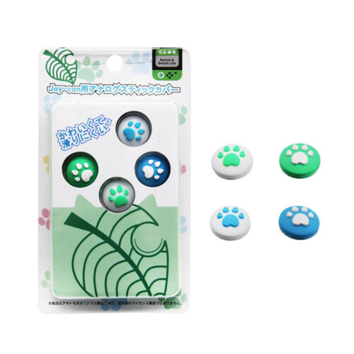 Animal Crossing Thumb Grips For Nintendo Switch PS3/4 XBOX ONE/360 Paws