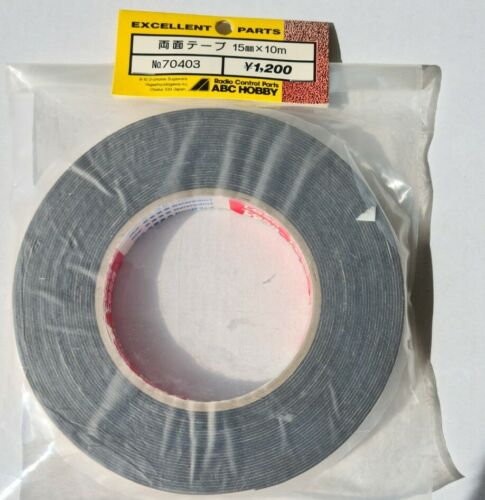 ABC Hobby Double Sided Tape 15mmx10m