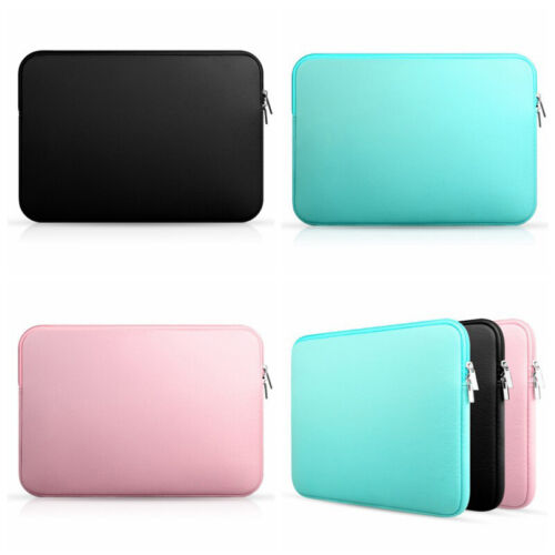 Protective Notebook Laptop Sleeve Bag Pouch Case Cover for ipad Pro 11-15.6'' AU