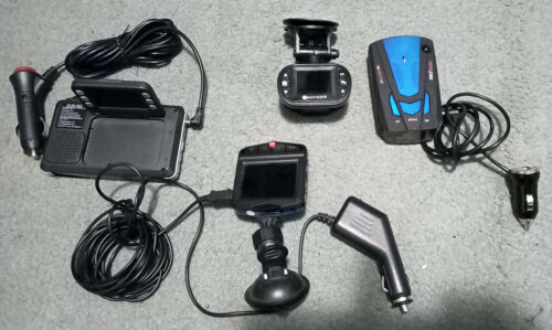 Dash Cams - Lot of 4