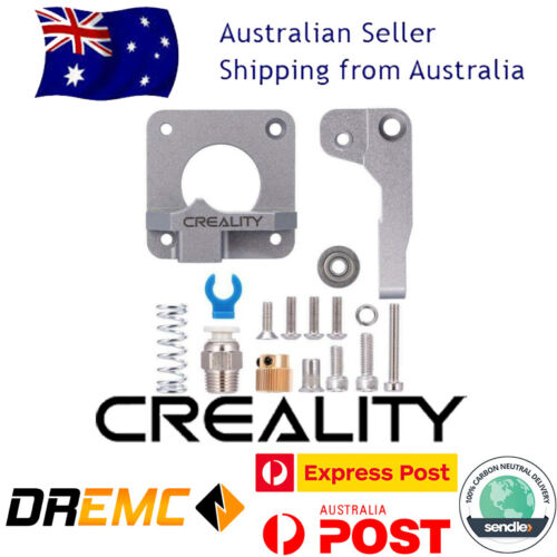 Creality All Metal MK8 Bowden Extruder Drive Feed Frame for Ender 3 Pro CR-10