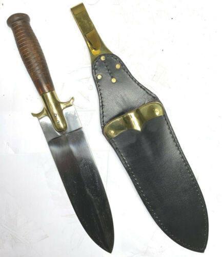 M1880 Hunting Implement with Leather Sheath - Reproduction Reproductions - 156384