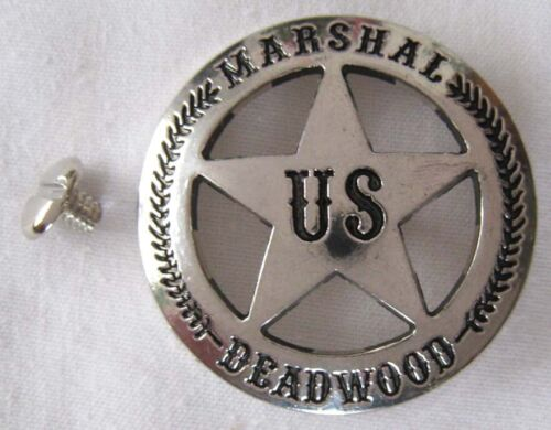 CONCHAS   CONCHO   US MARSHAL DEADWOOD    USA   WESTERN   COUNTRY