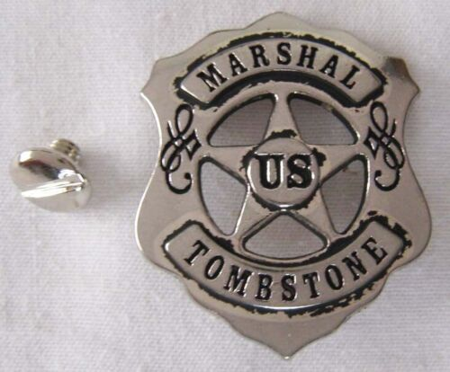 CONCHAS   CONCHO   US MARSHAL TOMBSTONE    USA   WESTERN   COUNTRY