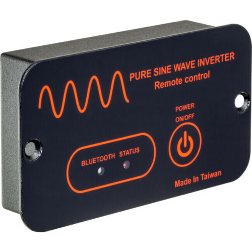 TSI700W Inverters Power On/Off Switch Bluetooth Remote Control with 5M Cable