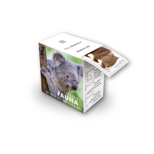 2 Boxes of 100 $1.10 Australia Post stamps ($220)