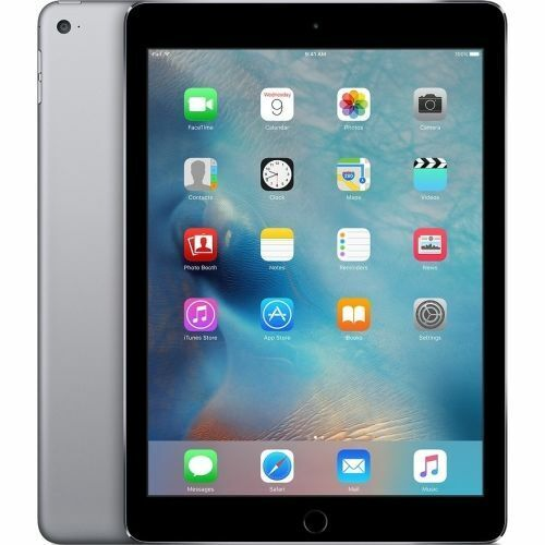 Apple iPad 5th Generation Space Gray Tablet - 128GB Storage Wi-Fi Only 6 Mth Wty