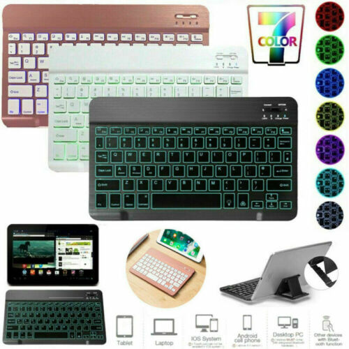Wireless Keyboard For Samsung Galaxy Tab A T510 S4 S5e S6 Lite P610 Tablet