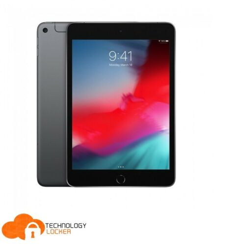 Apple A1455 iPad Mini MD542X/A 1st Gen 64GB Wi-Fi Cellular Tablet Black/Slate