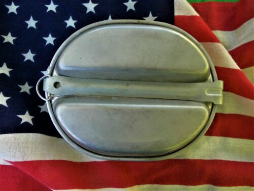 WW2 (1944 dated) US Military mess tin.1939 - 1945 (WWII) - 13977