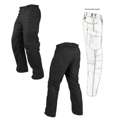 Trousers Condor Stealth Ripstop Black