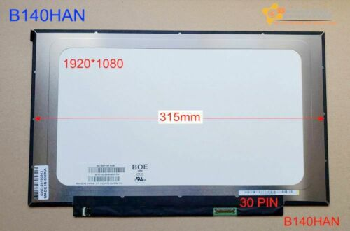 """14"""" IPS FHD DISPLAY SCREEN FOR ACER SWIFT SF114-32-P5W2 - N17W6"""