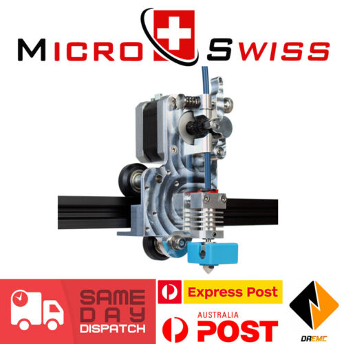 Micro Swiss Direct Drive Extruder for Creality CR-10 / Ender 3