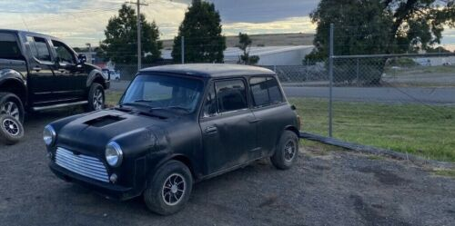 Classic Mini Toyota Turbo Powered