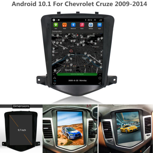 For Holden Chevrolet Cruze 09-14 Android 10 Car Stereo Radio WiFi GPS Navigation