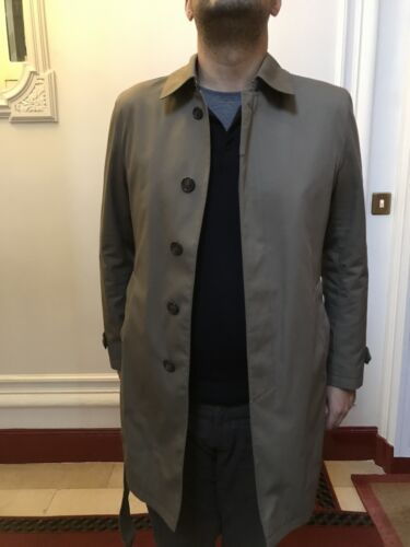 Trench Impermeable herno