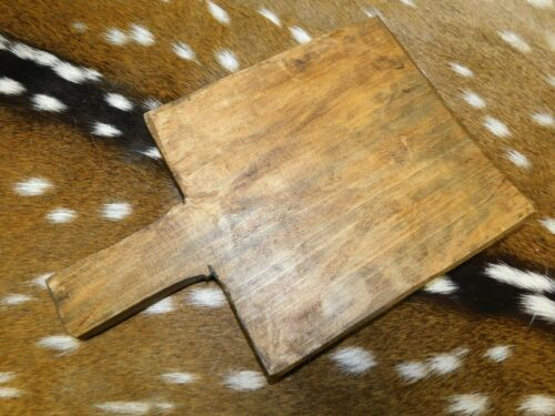 * Wooden Antique Style CHEESE Cutting Board Wood Serving Tray Rustic Primitive
