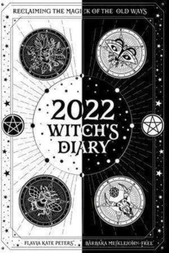 2022 Witch's Diary - Southern Hemisphere