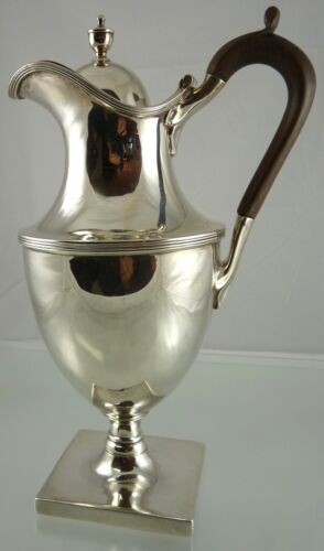 ENGLISH STERLING PLAIN REED EWER LONDON 1896 Sibray, Hall & Co