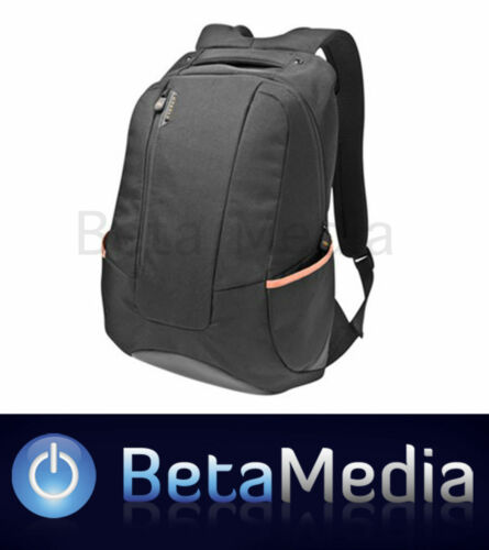 "Everki Swift Light 17"" Laptop Notebook Backpack Travel Carry Bag Padded Shoulder"