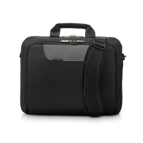 "Everki 18.4"" inch Advance Compact Laptop briefcase - Notebook Tablet case bag"