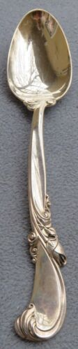 Wallace Sterling Silver Waltz of Spring Solid Table Serving Spoon