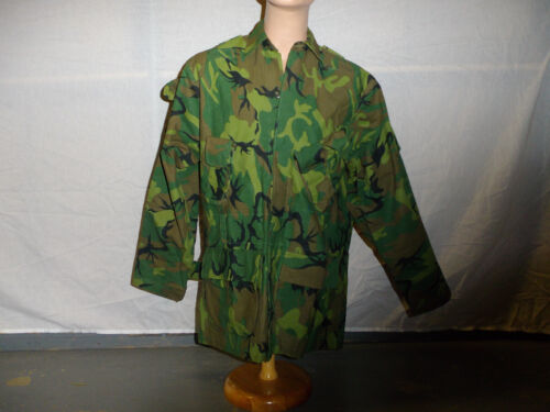 b2529m Vietnam ERDL US Navy Seal  Grenadier jacket  medium W4AReproductions - 156445