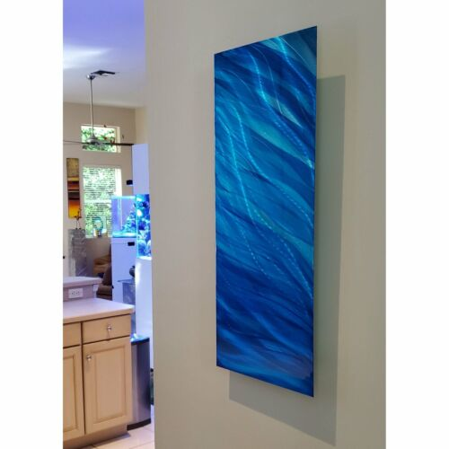Statements2000 Abstract Metal Wall Art Painting Accent Decor by Jon Allen Glory