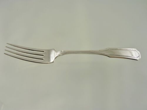 HEPPLEWHITE1930's LUNCHEON FORK with wear guard BY HADDON PLATE EATON'S