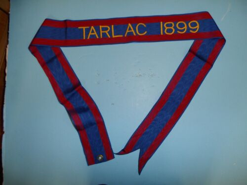 st95 Philippine Insurrection US Army Flag Streamer Tarlac 1899Reproductions - 156386