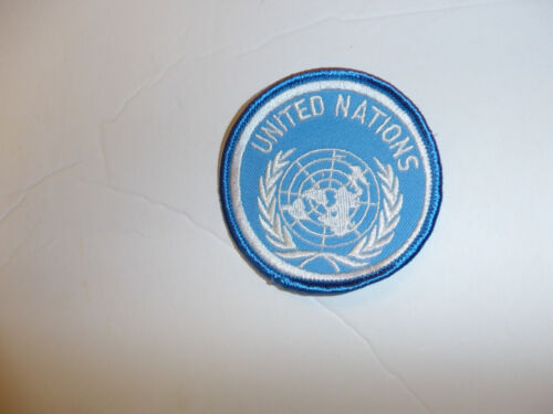 b3867 United Nations UN patch R2AReproductions - 156452