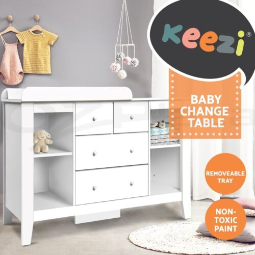 Artiss Change Table Baby Chest of Drawer Dresser Cabinet Changer Nursery Toy Box