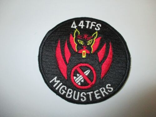 b4970 US Air Force Vietnam 44th Tactical Fighter Squadron Migbusters IR21DReproductions - 156445