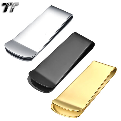 High Quality TT 316L Stainless Steel Money Clip (MC03)