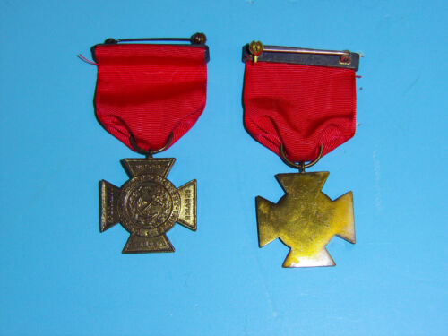 B0477 USMC Navy Meritorious medal Spanish American WarReproductions - 156386