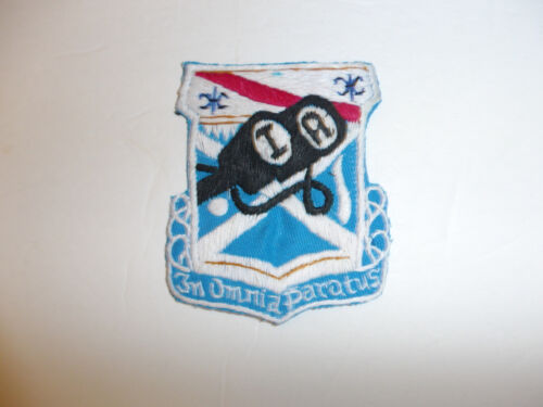 b7622 US Army post WW2 Military Intelligence & Recon 18 Infantry Regiment 1 R9CReproductions - 156472