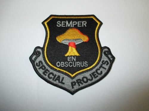 b8514 US Air Force Groom Black Ops Special Projects F117A IR24DReproductions - 156447