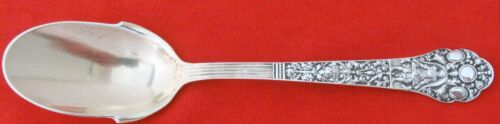 MEDICI OLD by Gorham Sterling Silver ICE CREAM SPOON, GW, Mono