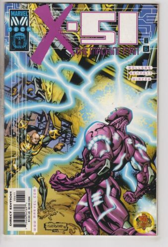 X-51 Issue 6 Marvel 2000